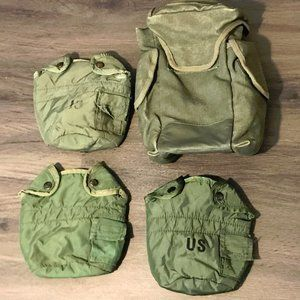 4 Camo Green Utility Tactical Military Bags